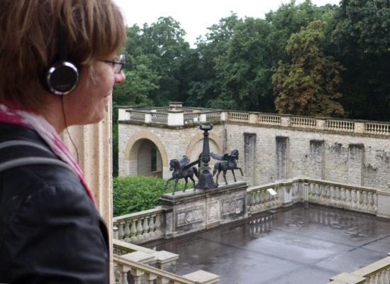 Audioführung durch das Belvedere