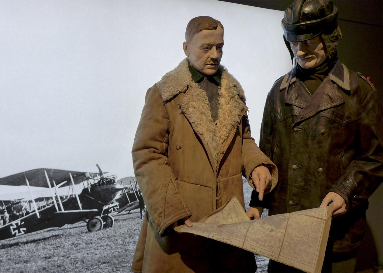 Inszenierung »1917 – Pilotenausbildung«