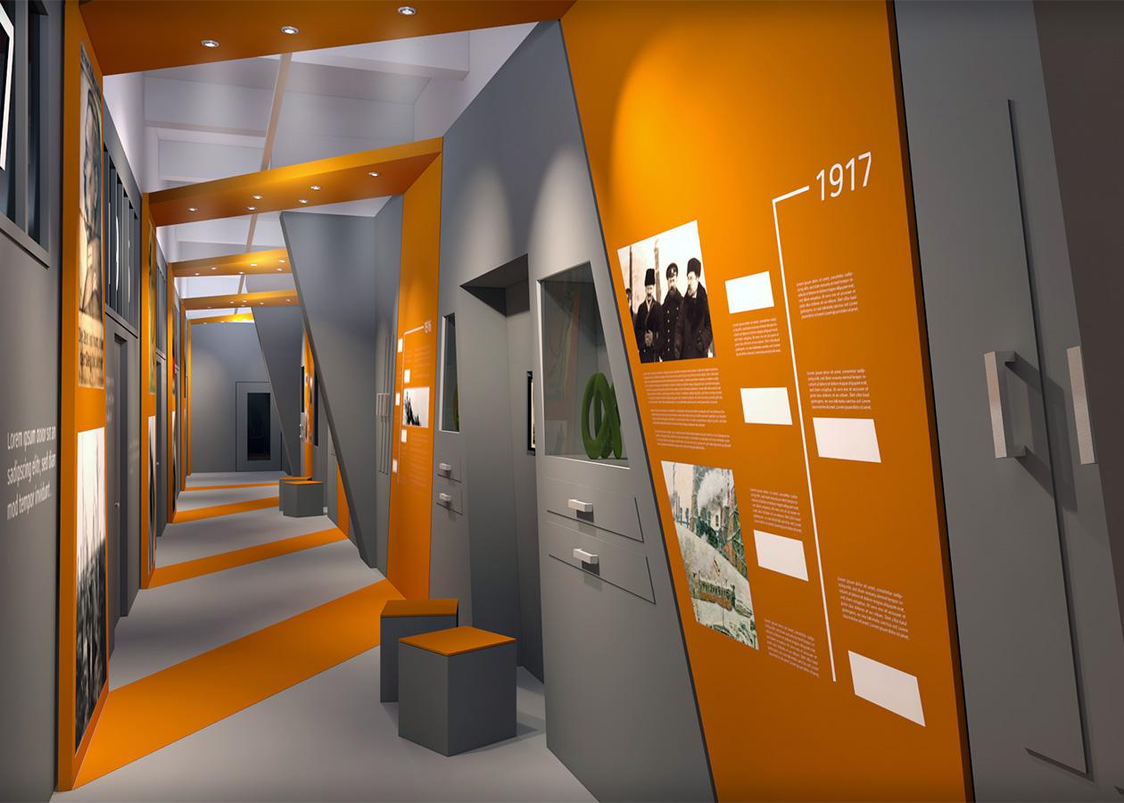 Entwurfszeichnung in 3D