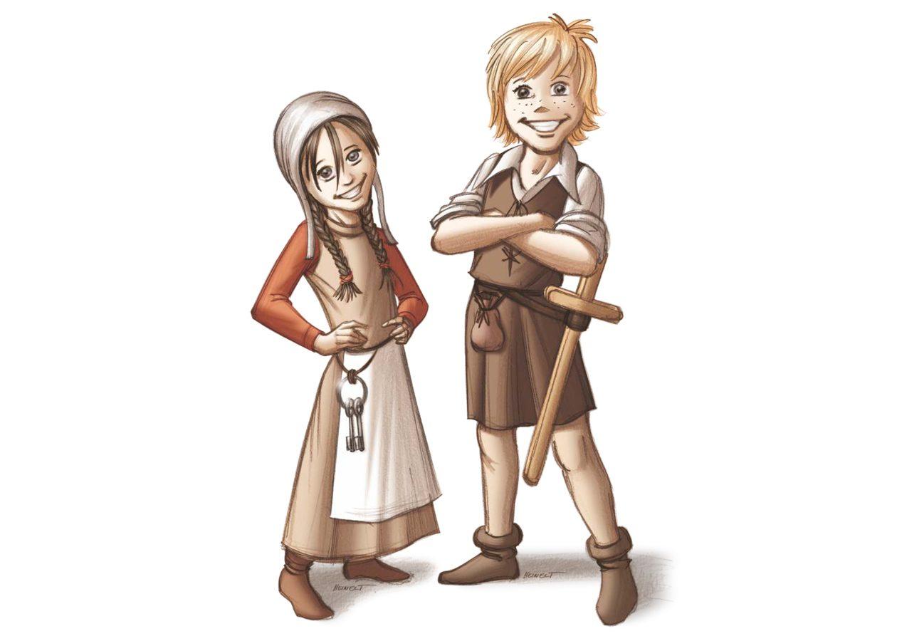 Sympathieträger »Freya & Jakob«