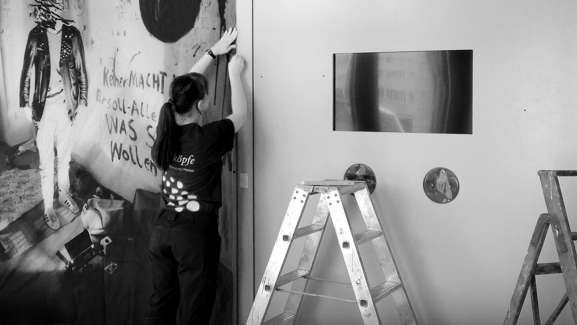 kreativköpfe Raum- und Ausstellungsgestaltung
