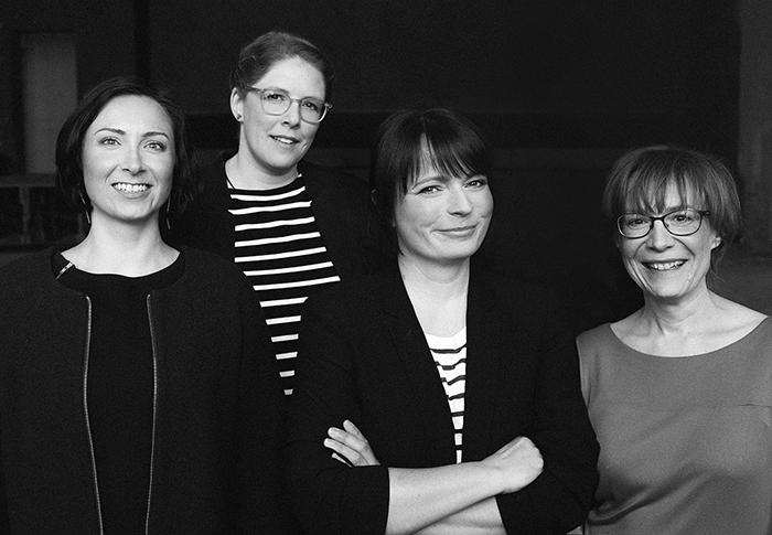 kreativköpfe Raum- und Ausstellungsgestaltung / Unser Team